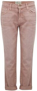 NWT Current Elliot The Fling jeans in Rose dust
